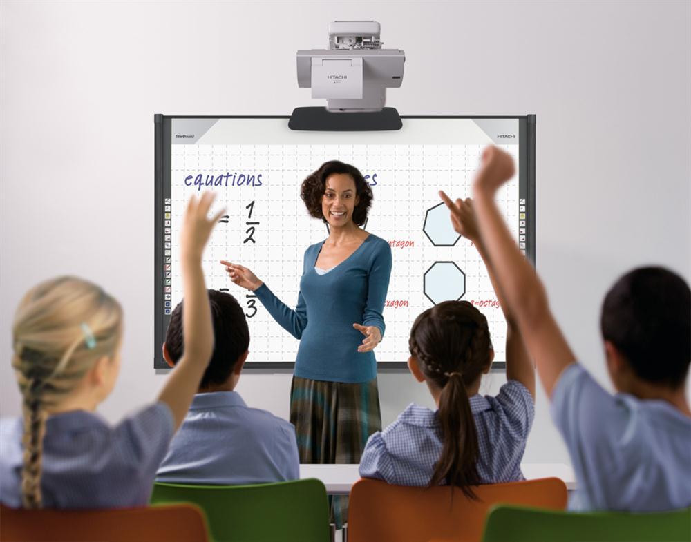 classroom av solutions   primary schools   education   Systembridge AV