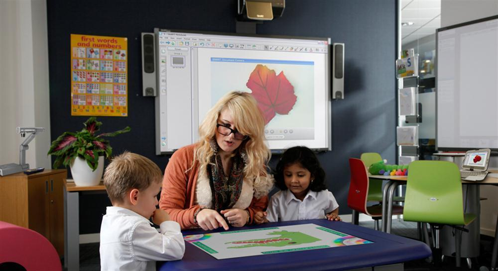 Smartboard System Our Primary School Clients Education